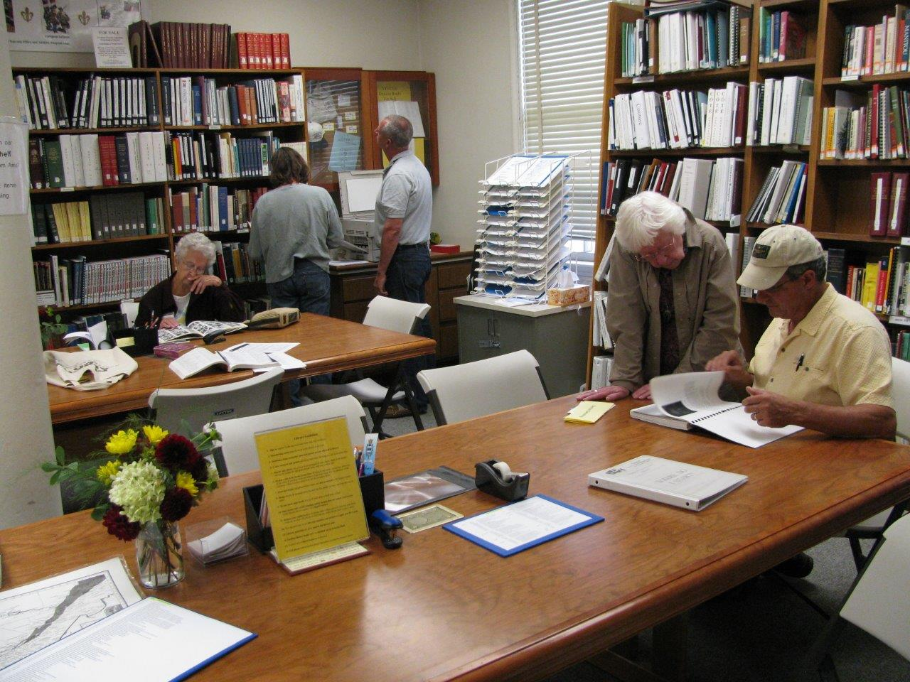 The Vermont Genealogy Library