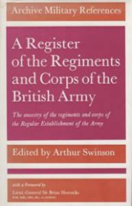 British Army Regiments_cover